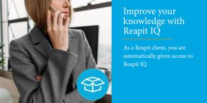 Improve your knowledge with Reapit IQ